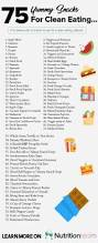 75 yummy clean eating snacks under 100 calories 2017 snacks list