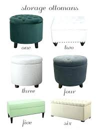 Foot Ottomans Small Foot Ottoman Small Footstools Small Ottoman Footrest