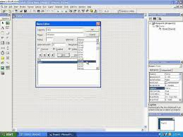 how to create a menu in visual basic 6 0 part 1 youtube