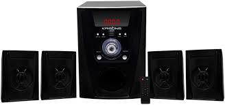 4 1 home theater krisons polo 4 1 bluetooth multimedia speaker for home theatre