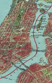 East New York Map by Nyc Map New York City Historical Blog