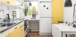 amenagement coin cuisine un coin repas modulable dans une cuisine femme actuelle