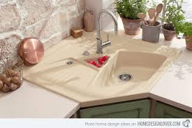 kitchen corner sinks fpudining