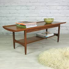vintage teak coffee table vintage teak coffee table with shelf new home design perfect