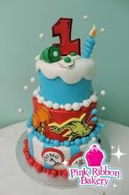 dr seuss birthday cake custom birthday cakes pink ribbon bakery