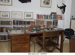 Hemingway Desk Cuba La Havana Hemingway House Stock Photos U0026 Cuba La Havana