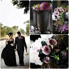 Halloween Themed Wedding Decorations by Soft Gothic Wedding Ideas Archives Black Bridesmaid Dresses