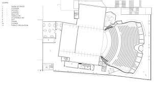 National Theatre Floor Plan Brisbane National Theatre U2014 Simon Dellosa