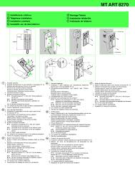 comelit installation instructions