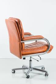 Used Executive Office Furniture Los Angeles Guido Faleschini Executive Desk Chair By Pace Orange Furniture