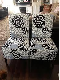 Luxury Dining Chair Covers Henriksdal Chairs In Grey Black Kirsikka Design Marimekko For