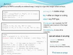 php array map php