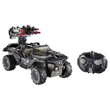 halo warthog tyco halo warthog oni anti tank radio control vehicle mattel