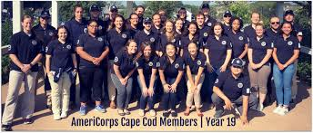 welcoming new members americorps cape cod barnstable county