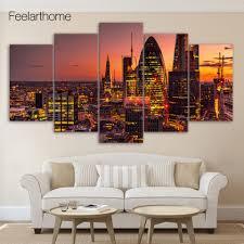 Posters Home Decor London Canvas Art Promotion Shop For Promotional London Canvas Art