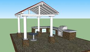 lachisteradememphis patio design with bbq
