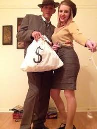 Halloween Costumes Bonnie Clyde Simple Diy Halloween Costumes Bonnie Clyde Blog