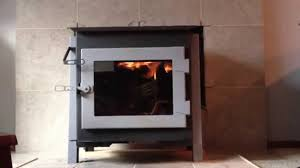 woodstock soapstone ideal steel hybrid burn youtube