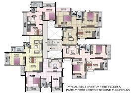 Studio Apartment Floor Plans Apartment Floor Plan Interior Design Ideas Luxury Apartment Floor