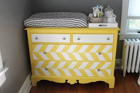 how much is a changing table ellie bea s room yellow dresser dresser changing tables and dresser