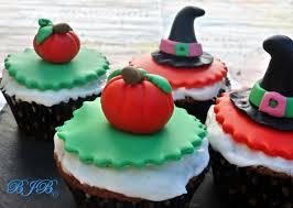 Cupcakes De Halloween U2013 Bluejellybeans Cakes