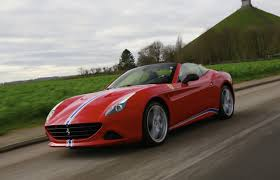 ferrari california 2016 ferrari california t shows off tailor made possibilities