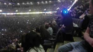 mexican wave manchester men arena 22nd february believe tour youtube