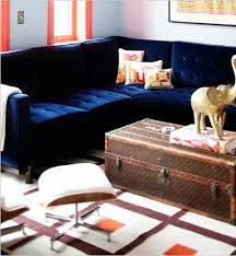 stacy charlie on my radar navy velvet sofas