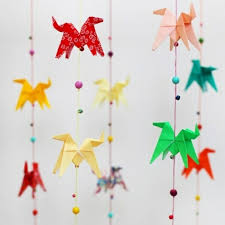 origami chambre bébé 16 idées d origami pour une chambre de bébé originale