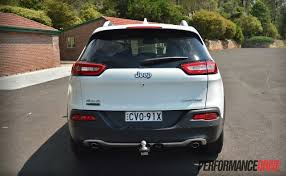turbo jeep cherokee 2015 jeep cherokee limited diesel review video performancedrive