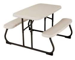 fold up children s table kids folding table ebay