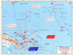 Asia And South Pacific Map by Department Of History Wwii Asian Pacific Theater