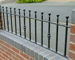 Banister Ball Wrought Iron Gates Wrought Iron Railings Galvanised Coal