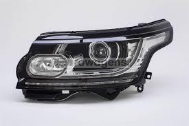 nissan almera xenon lights headlight left bi xenon afs led drl range rover 12 16 eurowagens