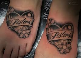 17 best sister tattoos images on pinterest for women couple and