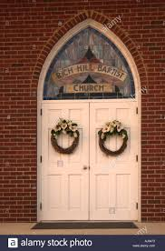 church glass doors wreaths on church doors stock photos u0026 wreaths on church doors