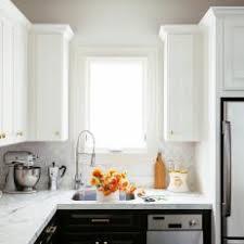backsplash white kitchen photos hgtv
