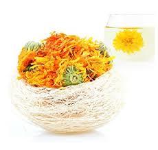 calendula flowers moyishi calendula flowers herbal tea marigold 1