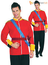 Prince Charming Costume Fairy Tale Costumes For Men Ebay