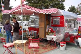 Camper Awnings For Sale Vintage Trailer Awnings From Oldtrailer Com