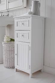 Bathroom Storage Cupboards White Bathroom Storage Cabinet Home Design Inspiration
