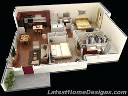 House Plans Under 1200 Square Feet 1000 Sq Ft House Plans 2 Bedroom Indian Style 3d Bungalow House