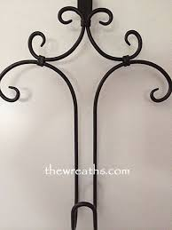 17 best home wreath hangers images on wreath hanger