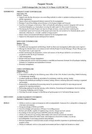 assistant controller resume samples cost controller resume samples velvet jobs