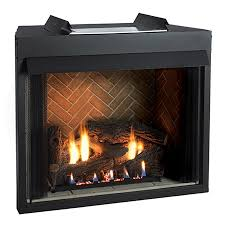 Indoor Gas Fireplace Ventless by Empire Breckenridge Select Ventless Flush Firebox Woodlanddirect