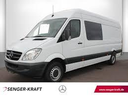 Senger Bad Oldesloe Mercedes Benz Sprinter Kasten 316 Mixto Kombi I Auto Senger