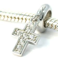 silver bracelet with cross charm images 17 best pandora charms images necklaces jpg