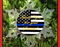 thank you ornament etsy