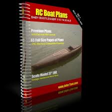 Free Rc Wood Boat Plans by Radio Controlled Power Boat Plans And Blueprints