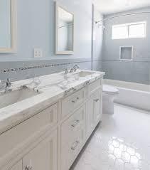 Cornflower Blue Bathroom by Bathrooms Nott U0026 Associates